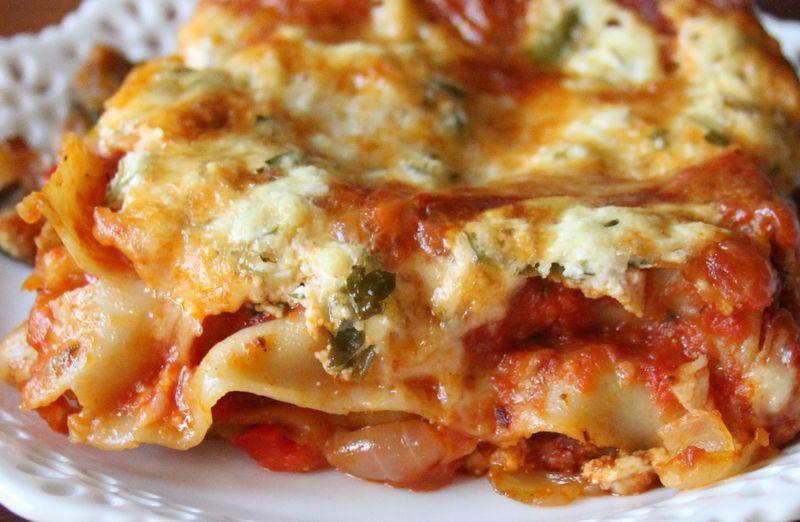 Recipe of the Week: Less-On-Ya Lasagna   Balanced Motion Pilates ...